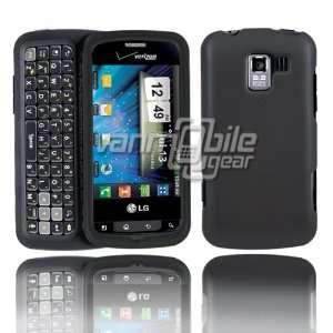 VMG LG Enlighten Hard Case Cover 3 Item Combo   GRAY Hard 2 Pc Plastic