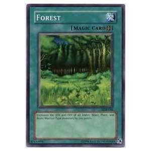 YuGiOh Legend of Blue Eyes White Dragon Forest LOB 046