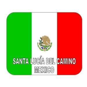 Mexico, Santa Lucia del Camino mouse pad