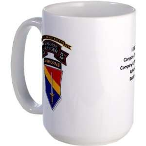 Charlie Company Rangers Large Coffee Mug Cupsthermosreviewcomplete