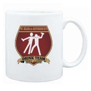 New  St. Helena & Dependencies Drink Team Sign   Drunks Shield  Mug