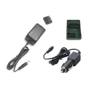 Universal Digital Camera Charger For Nikon (Wall & Car