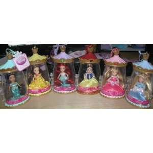 Disney Princess Darlings Doll Collection (Ariel, Belle, Snow White
