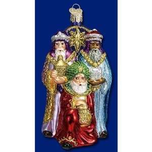 Old World Christmas Ornament Three Wise Men