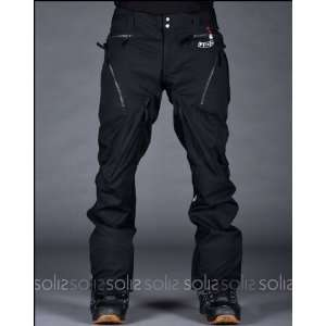 Volcom   Mens Reflect Pant Snowboard Pants in Black G1351102 BLK