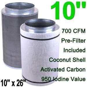 قیمت انواع فیلتر گلخانه کربنی