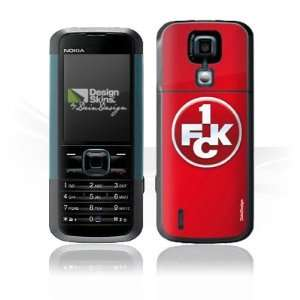 Design Skins for Nokia 5000   1. FCK Logo Design Folie