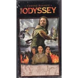 The Odyssey [VHS] Armand Assante, Greta Scacchi, Isabella