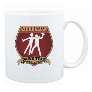 New  Azerbaijan Drink Team Sign   Drunks Shield  Mug Country
