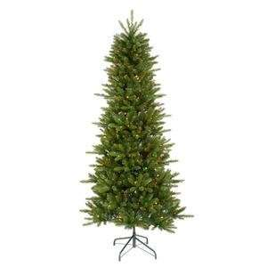 30 Knox Slim Pine 200 Multi Color Lights Christmas Tree (C117447
