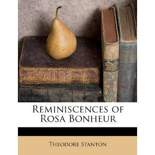 Rosa Bonheur: The Artists (Auto)biography (9780472088423