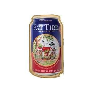 New Belgium Fat Tire 12 Can EACH Grocery & Gourmet Food