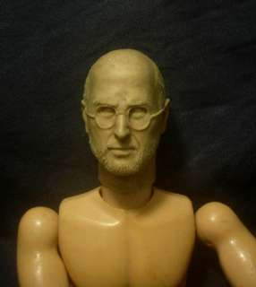 Steve Jobs 1/6 Action Figure Head
