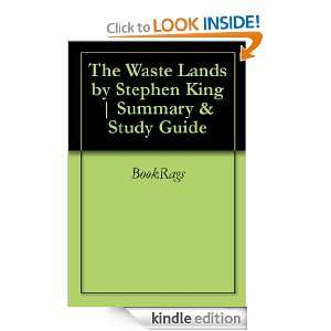 The Waste Lands by Stephen King  Summary & Study Guide BookRags