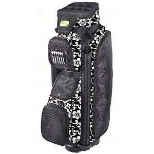 RJ Sports Ladies Boutique Hibiscus Golf Bag  Sports