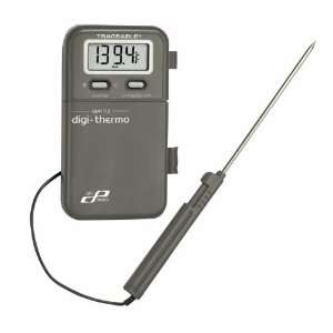 Continuous use Thermistor Thermometer:  Industrial