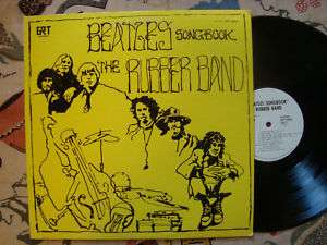 The Rubber Band LP Beatles Song Book 1969 The Smoke