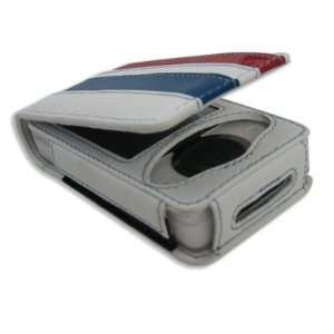 Incipio ID 464 Race Day Leather Flip Case for Microsoft
