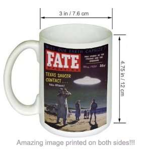Fate Magazine Science Fiction Fantasy Vintage COFFEE MUG