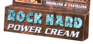 Rock Hard Desensitizing Power Cream For Men .5 Oz