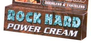 Rock Hard Desensitizing Power Cream For Men .5 Oz