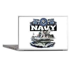 Laptop Notebook 11 12 Skin Cover United States Navy Aircraft Carrier