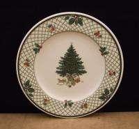 Mikasa Heritage Christmas Story 8.5 Salad Plate