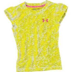 Girls Toddler Burnout T Shirt Tops by Under Armour