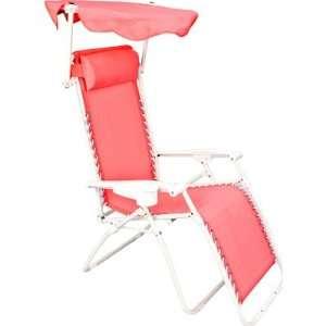 Jordan Zero Gravity Chair with Canopy Patio, Lawn & Garden