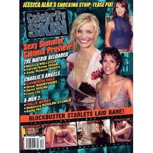 Celebrity Skin Magazine Volume 25, # 116. May 2003: Books