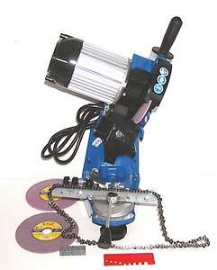 Grinder Sharpener Electric Bench Type with 3 Grinding Wheels