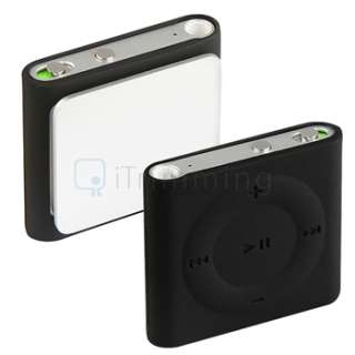 Accessory Pack for iPod shuffle 4G 4th Gen Case+Car+Home Charger