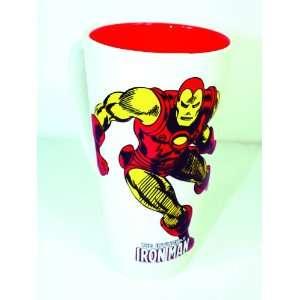 Invincible Iron Man 3D Embossed Mug