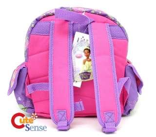 Disney Princess & Frog Tiana School Backpack/Bag10 S