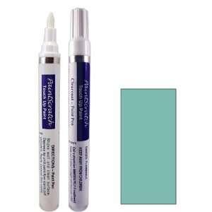 1/2 Oz. Aqua Marine Blue Metallic Paint Pen Kit for 2001