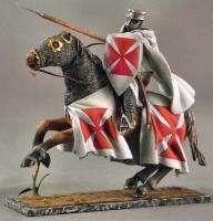 Crusader Templar Knight   Museum quality St Petersburg Russia