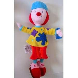 Disney Mini Bean bag Jojo Circus 6 plush Toys & Games