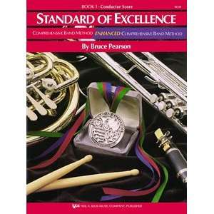 Standard of Excellence Band Method Book 1   Conductor