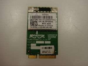 Dell Latitude E6500 P560G WPAN PCI e Bluetooth Card