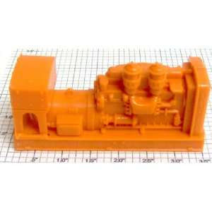 Lionel 600 6520 017 Or Orange Diesel Motor Housing Toys & Games