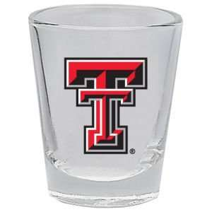 Texas Tech Red Raiders 1101 2oz Collector Glass Sports