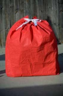 GIANT LARGE SUPER BIG CHRISTMAS STORAGE GIFT SANTA BAG