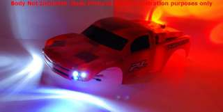 RC Light LED Kit for Savage X XL FLUX Truck 6W2R