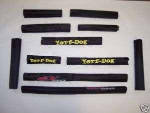 Yerf Dog Spiderbox Go Kart Cart Foam Padding Frame Wrap Kit Nerf Bar