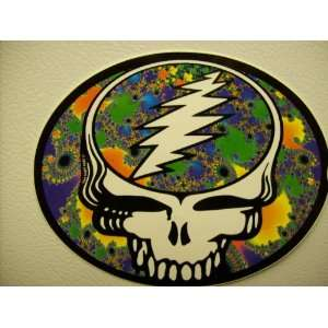 Hippie Hippy Cool Bumper Stickers Art Decals Skull Bear Sticker Decal