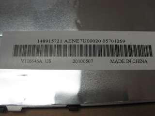 SONY Vaio VPCEE23FX keyboard V116646A 148915721