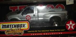 Texaco 1999 Ford F 350 Super Duty 4x4 Truck 1/24 Die Cast Matchbox