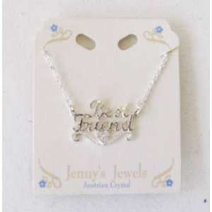 Jennys Jewels Childrens Best Friend Necklace