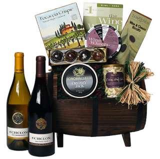 The Echelon Wine Barrel Gift
