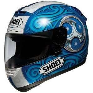 Kagayama TC 2 Full Face Motorcycle Helmet Blue Small Automotive